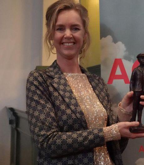 Annemarie Haverkamp heeft als eerste beide belangrijke debuutprijzen