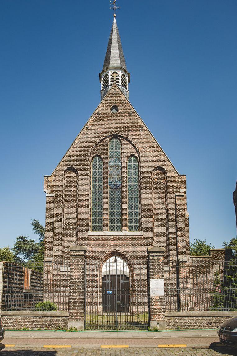 De kerk op de Muide
