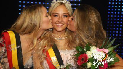 Misssprookje blijft duren: Chelsy De Witte (20) naar finale Miss België