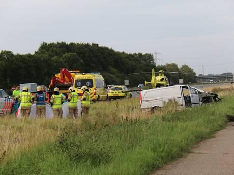 Dode bij ongeval op A58, slachtoffer is 37-jarige man uit Oud-Gastel