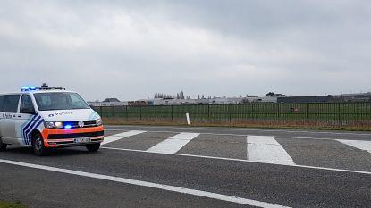 VIDEO: Politie aan het racen op Duinkerkseweg? Nee, snelheden aan het ijken