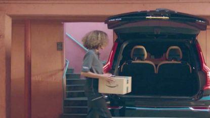 Amazon bezorgt nu ook pakjes meteen in de koffer van je auto