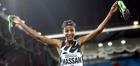 Sifan Hassan op shortlist 'beste atlete van de wereld', Femke Bol valt af