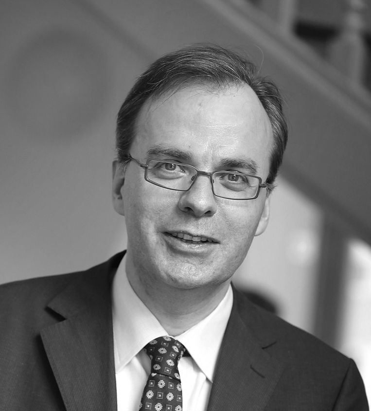Didier Pollefeyt (KU Leuven) is professor theologie en hoofd van het Centrum voor Vredesethiek