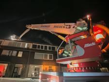 Schoorsteenbrand snel gedoofd in Rheden