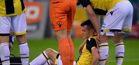 Karavaev mist duel Vitesse met Ajax door hamstringblessure