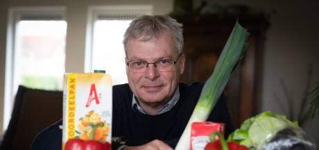 Deze man is de spil van de voedselbank in Nederland: 'Ook bij de allergrootste bedrijven zit heus wel een hart'