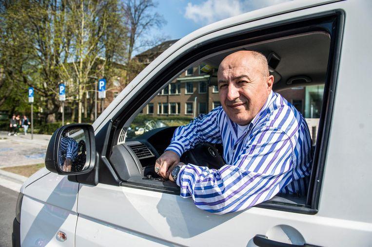 Mustafa reed al 18 keer van Dordrecht naar Antwerpen.