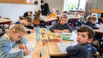 190 kinderen nemen intrek in nieuwe gemeenteschool Heestert