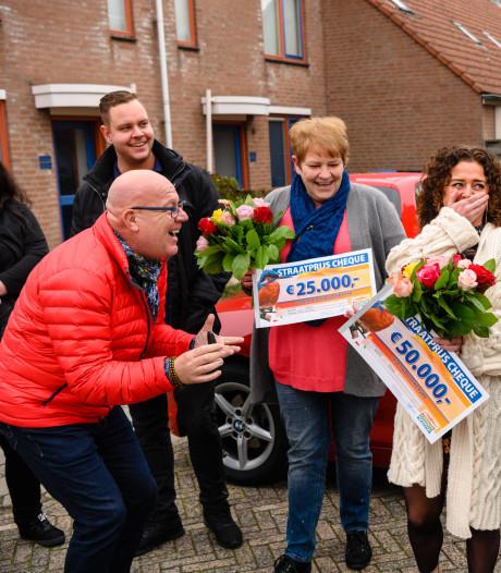 Inwoners Wijchen winnen tienduizenden euro's bij Postcode Loterij, Winssenaren gaan voor miljoen