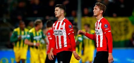 PSV sluit teleurstellend seizoen af op De Herdgang