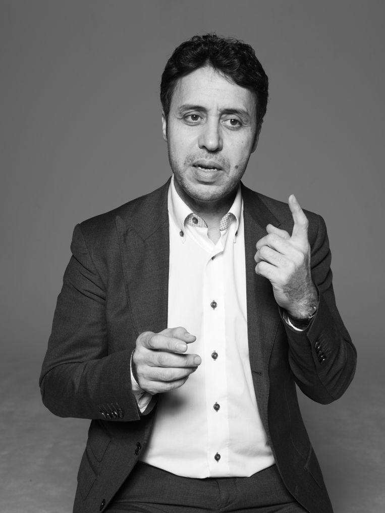 Mohamed Ajouaou. Beeld Robin De Puy