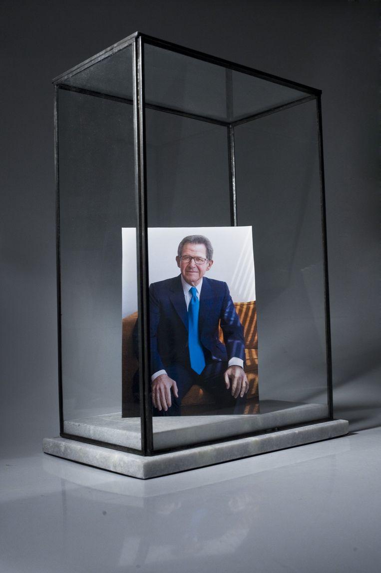 John Browne: 'Ik hield mijn levens strikt gescheiden.' Beeld Io Cooman / de Volkskrant