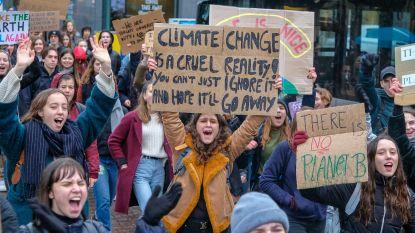 Ook studenten gaan mee betogen voor klimaat