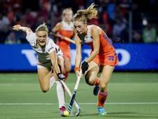 Nunnink met Oranje hockeydames voorbij Australië