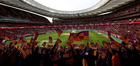 LIVE: Barça met Cillessen en Rakitic in bekerfinale