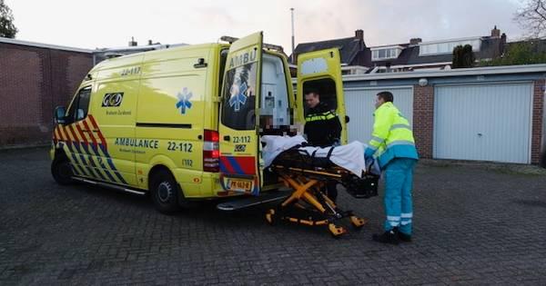Agressieve man laat spoor van vernielingen achter en mishandelt iemand in Eindhoven na aanrijding.