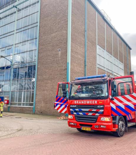 Grote inzet brandweer bij brandje op Strijp-T in Eindhoven blijkt niet nodig