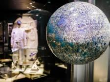 Ik wist dat het verzonnen was, maar toch: Kuifje was de eerste man op de maan