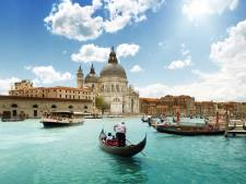 Romantiek in het kwadraat in Venetië