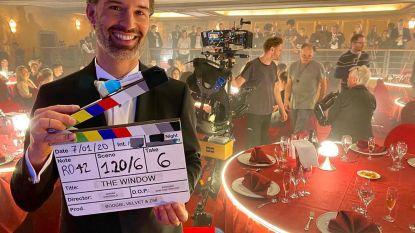 """Sean Dhondt speelt mee in film en dramareeks: """"Een acteertalent? Bijlange niet"""""""