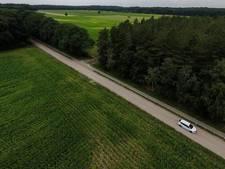 Zandweg de Roovert in Hilvarenbeek definitief niet verhard