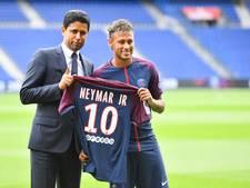 Barcelona klaagt Neymar aan wegens contractbreuk