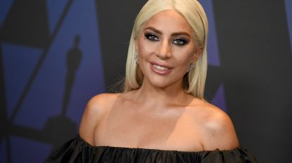 Bosbranden houden Lady Gaga voorlopig uit haar huis