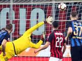 De Vrij kopt weergaloos raak in Milanese derby