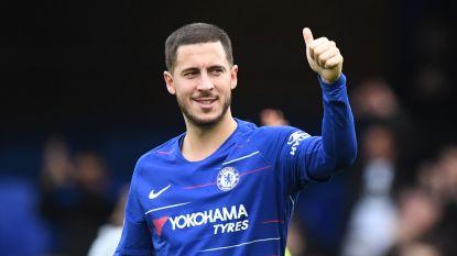 Eden Hazard is outsider voor Gouden Bal (al lijkt zijn grote favoriet nu al zegezeker)