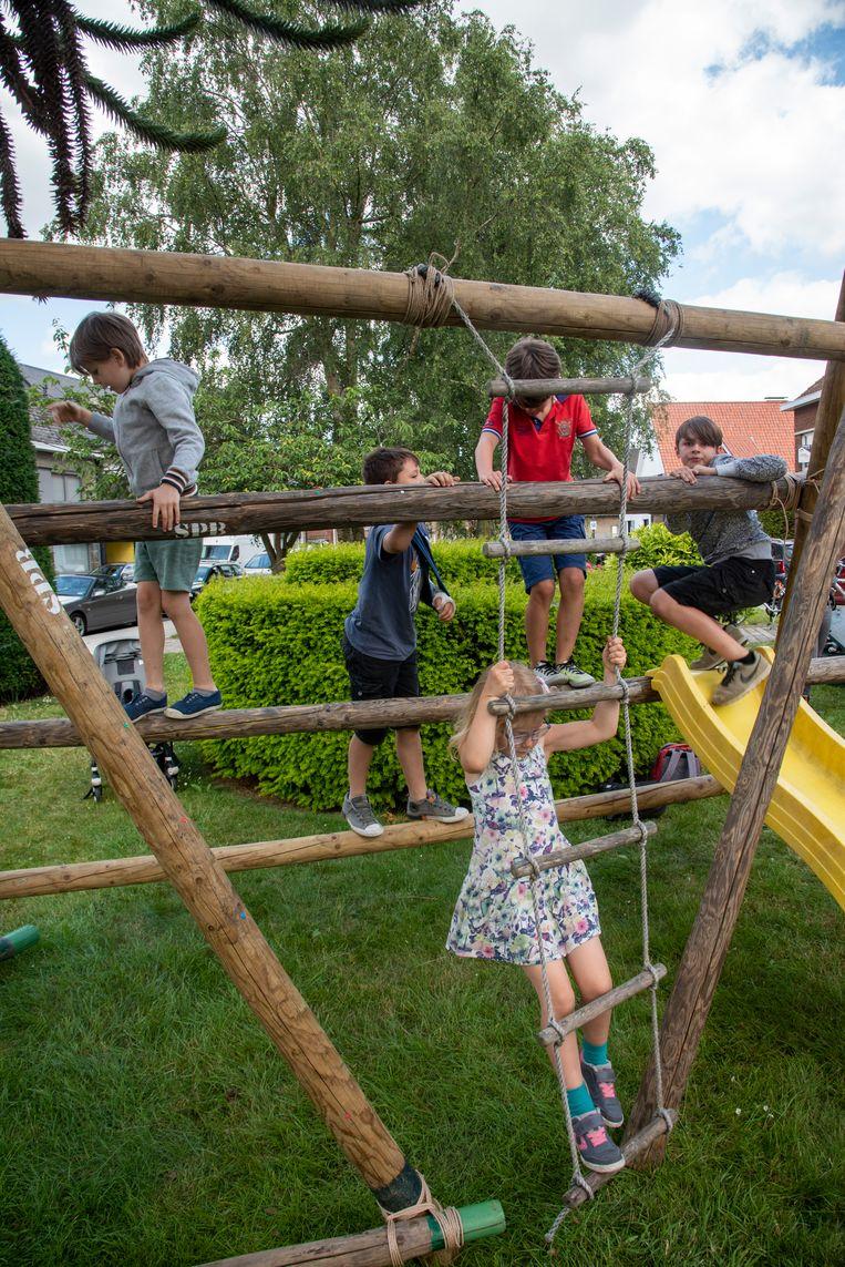 Groen&Co voerde in juni nog actie om meer speelruimte te eisen in het centrum.