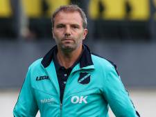 NAC heeft trainer Steijn terug, kraker met Cambuur niet voor een tweede keer afgelast