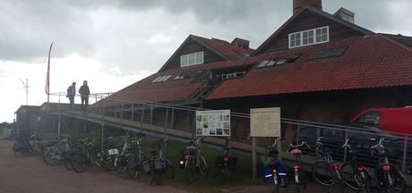 Drukte in steenfabriek tijdens Culturele Ronde Wageningen