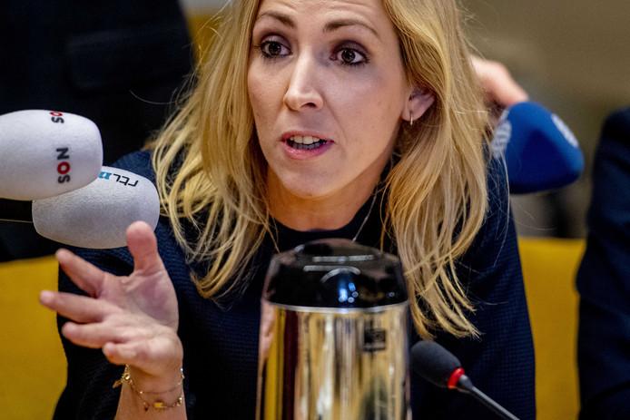 Lilian Marijnissen van de SP.