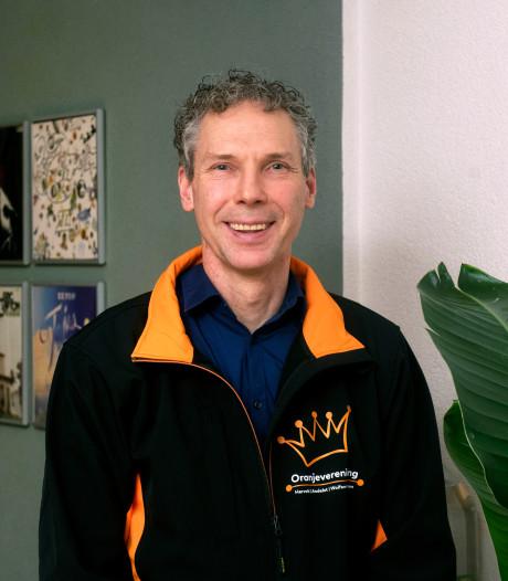 Erik Hendriks vindt het belangrijk dat er in Herveld en Andelst veel te doen is
