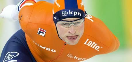 Sven Kramer breekt sleutelbeen bij val in wielerkoers