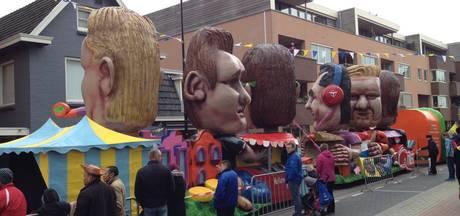 Max 'Vers Tappen' en tientallen deelnemers trekken door straten Doetinchem