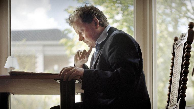 Bas Heijne. Beeld Joost van den Broek/de Volkskrant