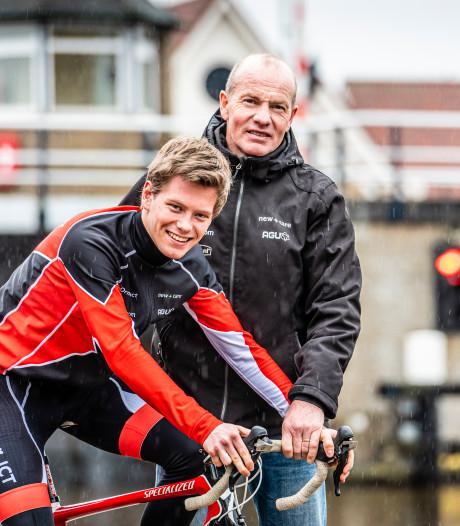 Fietsen met je held in vierde Rotary Bike Challenge