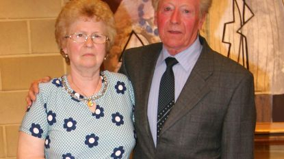 Leopold en Maria vijftig jaar getrouwd