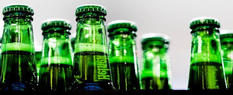 'Als er geen alcohol wordt verstrekt, nemen ouders soms zelf drank mee' Beeld anp