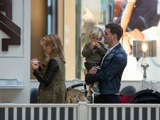 Zoontje Michael Bublé met brandwonden in ziekenhuis