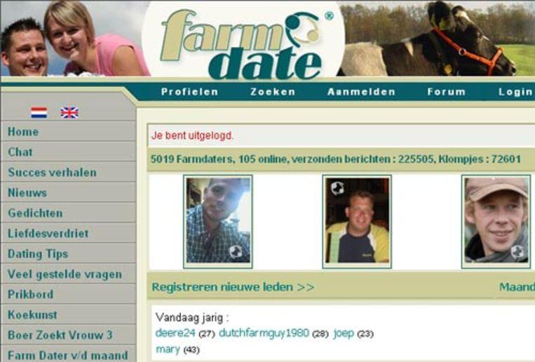Vrouw zoekt Boer dating