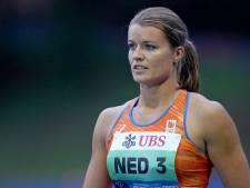 Schippers gaat in Ostrava voor recordtijd op 150 meter