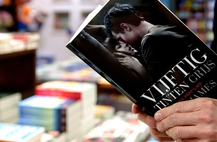 Vijftig tinten grijs is een erotische roman van de Britse schrijfster E.L. James.
