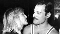 'Weduwe' Freddie Mercury verdiende al 45 miljoen euro dankzij 'Bohemian Rhapsody'-film