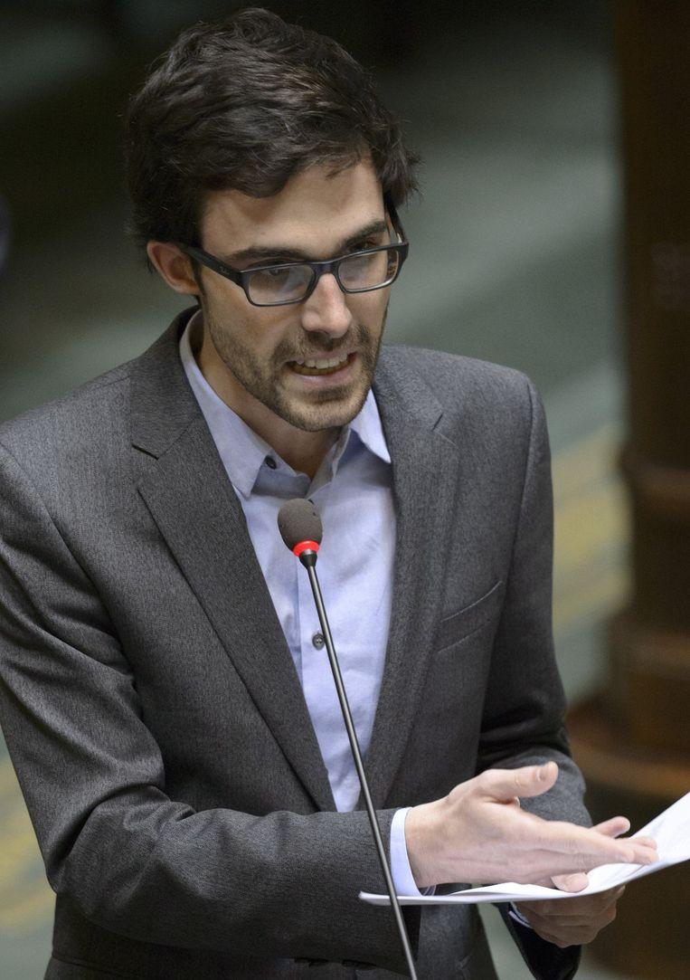 Kristof Calvo (Groen).