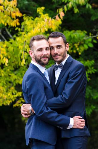 Opnieuw een primeur in 'Blind getrouwd': voor het eerst stappen vijftigplussers in huwelijksbootje