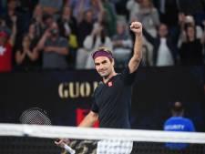 """Federer: """"Je pensais à la façon dont j'allais expliquer ma défaite"""""""