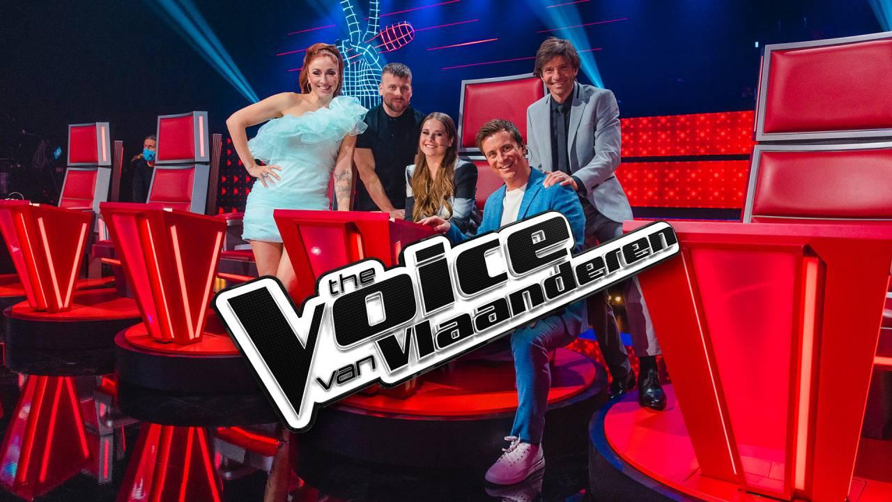 Schrijf je in voor The Voice van Vlaanderen